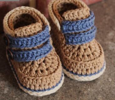 63fa1adaa7688 20%off!lowest price Crochet Pattern Boys Baby Booties,Crochet Shoes ...