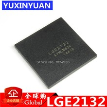 LGE2132 LG2132 E2132 BGA New original authentic integrated circuit IC LCD chip electronic 2pcs/lot(China)