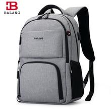 BALANG 2020 erkek sırt çantaları Unisex çok amaçlı kadın sırt çantası okul çantaları 15.6 dizüstü bilgisayar için dizüstü su geçirmez Mochila Feminina