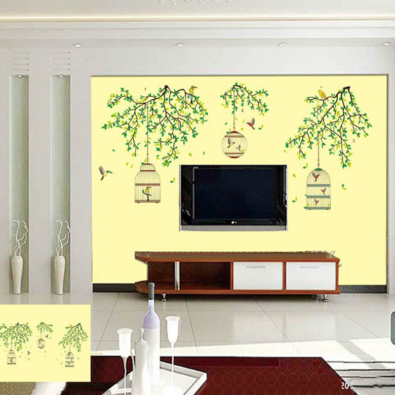 Awesome Birdcage Wall Art Gallery - Wall Art Collections ...
