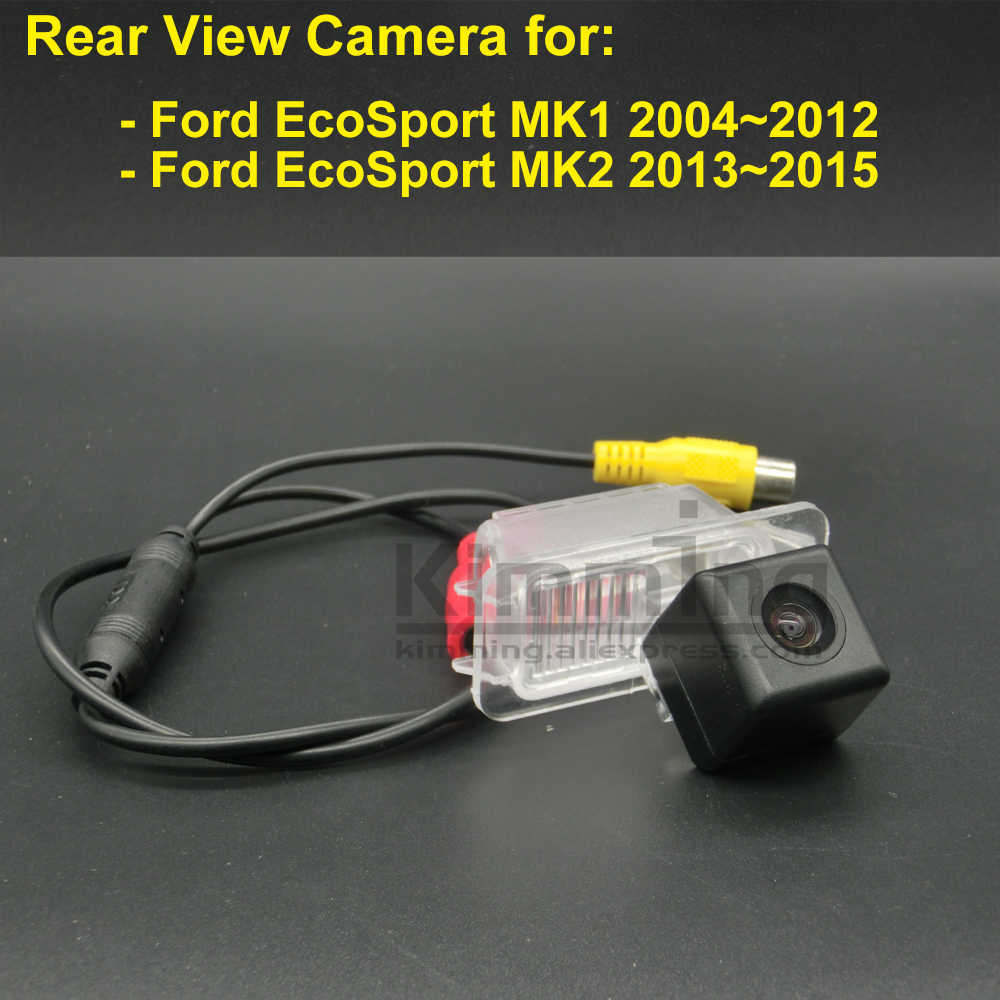 Car rear view camera for ford ecosport mk1 mk2 2004 2005 2006 2007 2008 2009 2010