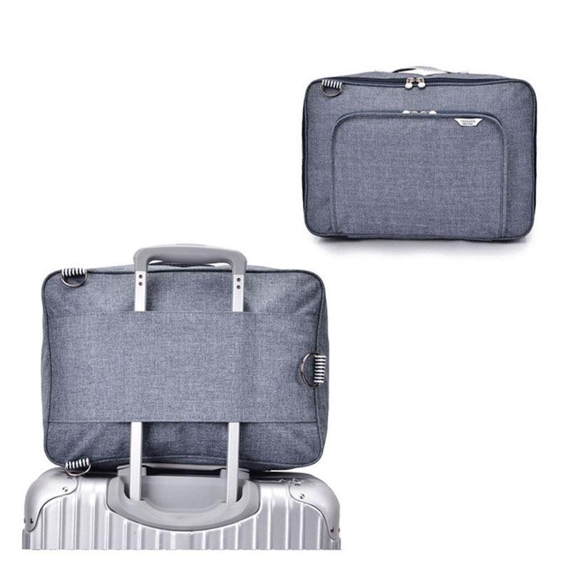 Nya multifunktions resväska Stor kapacitet axelväskor för kvinnor - Väskor för bagage och resor - Foto 1