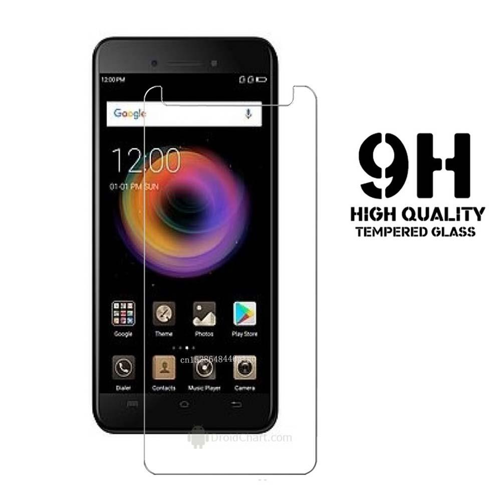 For Micromax Bharat 5 pro Tempered Glass 9H 2.5D Premium Screen Protector Film For Micromax Bharat 5 Plus