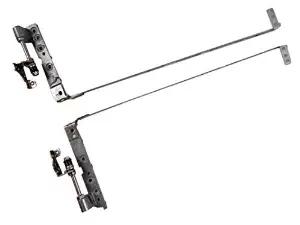 Nova dobradiça Laptop LCD L & R dobradiças set para Toshiba satellite A350 A355D A355 L450 L455 L455D AM05S000300 AM05S000600