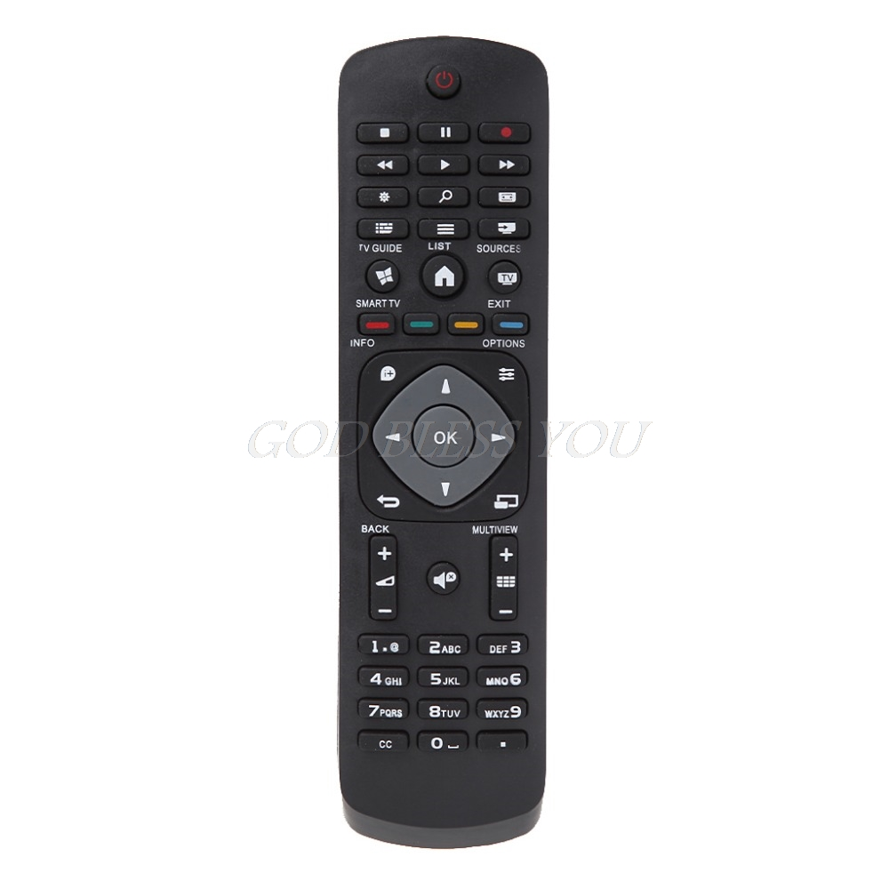 TV Remote Control Replacement Television Controller For Philips