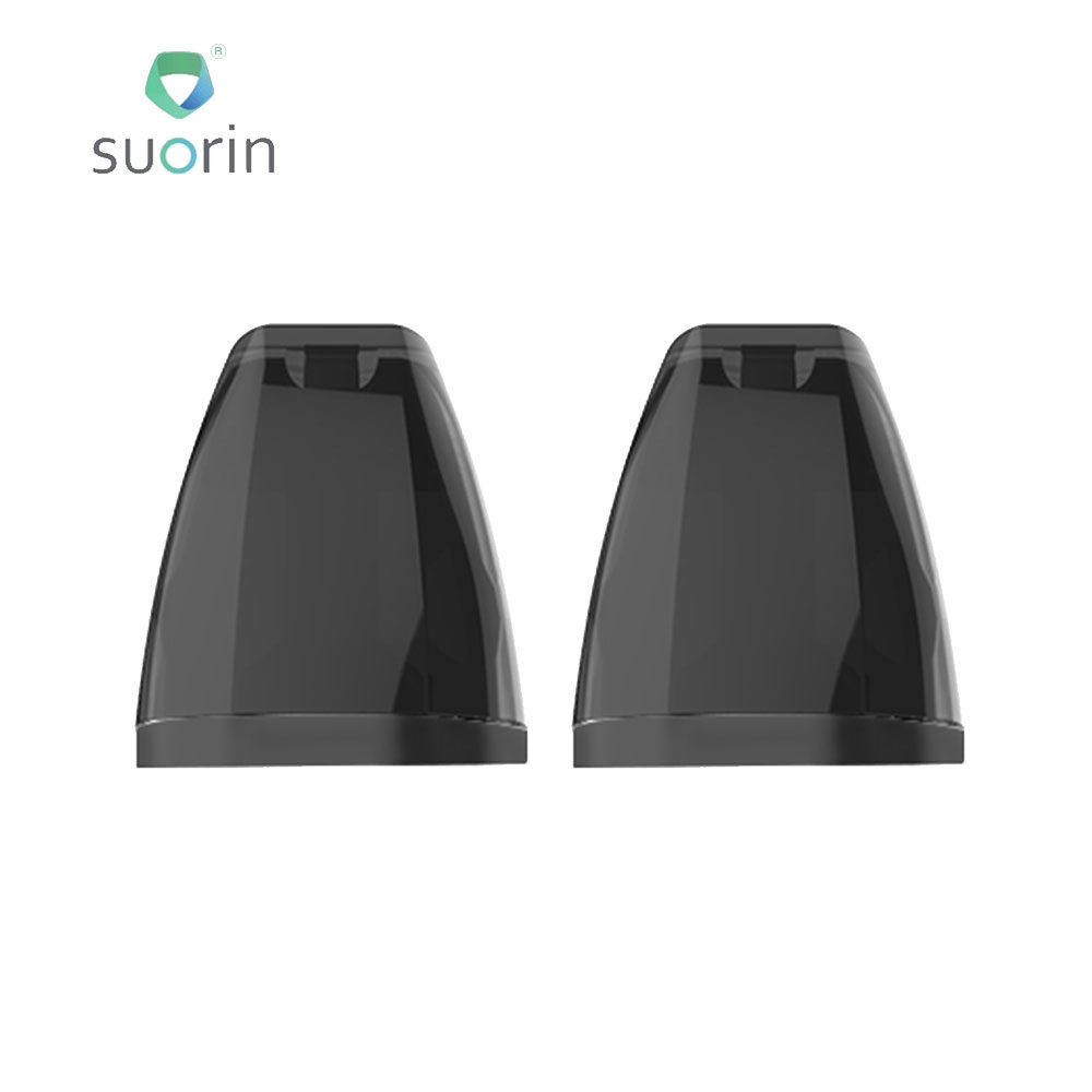 Original 2 stücke Suorin Vagon Patrone 2 ml Entwickelt für Suorin Vagon Starter Kit 1,1-1.2ohm Spule für MTL vapers E-cigs Ersatzteil
