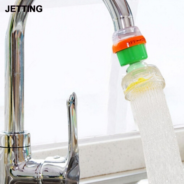 360 Degree Rotation Adjustable Carbon Double Filtration Water ...