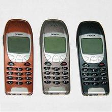 10 шт./лот, мобильный телефон Nokia 6210, старые мобильные телефоны 2G GSM 900/1800, разблокирован и один год гарантии