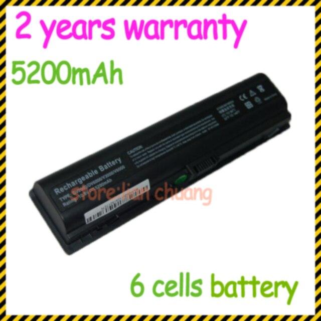 JIGU High qualiy Laptop Battery for HP 411462-141 411462-321 411462-442 432306-001 436281-361 454931-001 HSTNN-C17C 6000XX