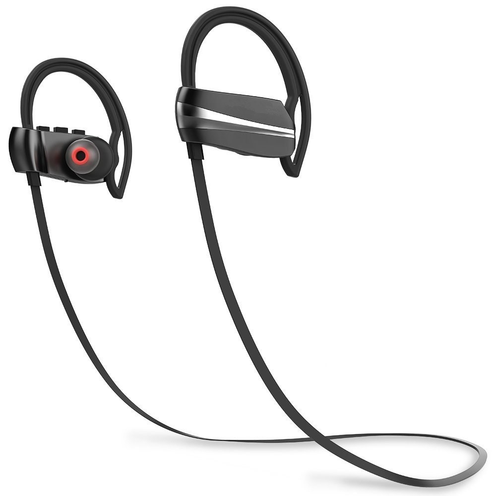 GDLYL Nano Coating Bluetooth Waterproof Sport Earphone Headset For Phone call Wireless Earphones APT-X With MIC Stereo Headsets