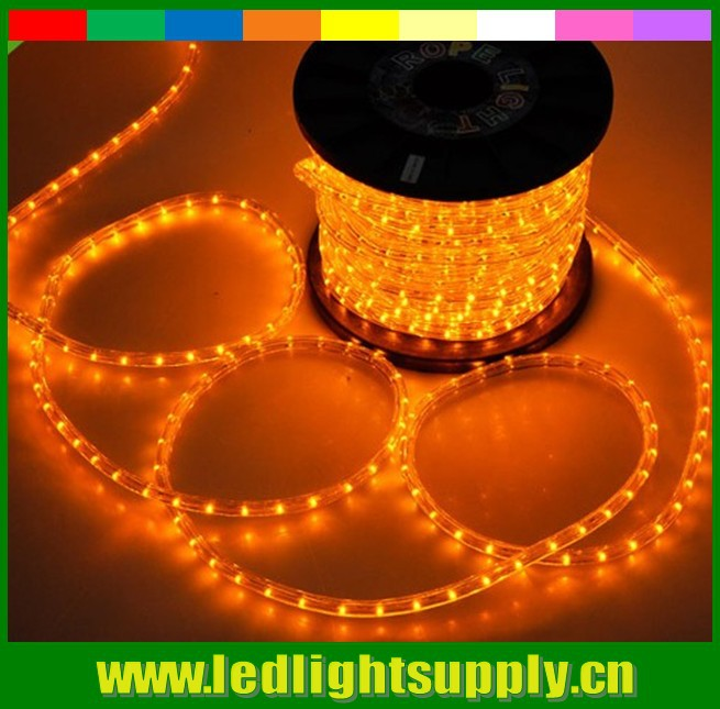 50m 12v Dip Round 2 Wires Rope Light Flexible Led Light String Spool 36leds M 10mm Pvc Tube Neon Light Christmas Garden Lights Rope Light Scorerope Light Lowes Aliexpress