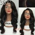 9A melhor peruano virgem Full Lace cabelo humano perucas 150% densidade onda do corpo perucas de cabelo humano Glueless parte dianteira do laço perucas mulheres negras