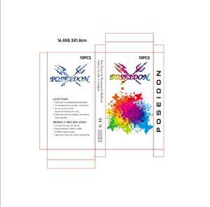 Image 5 - 10pcs Tattoo Cartridge Needles Disposable Semi Permanent Makeup Eyebrow Pen Machine Tattoo Supplies 3RL 5RL 7RL 9RL 11RL 14RL
