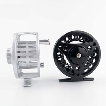 ROSEWOOD High Quality Fly Fishing Reel 5/6 7/8 9/10 Interchangeable Fly Reel Large Arbor 2+1BB 1:1 Fly Reels Fishing Gear Tackle