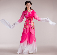 Chinese Cosplay Costume Women Clothes Lady Chinese Stage Tradition Dress Dance Wear hot selling