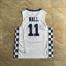 newest collection 021c2 58933 kentucky wildcats 11 john wall royal blue college basketball ...