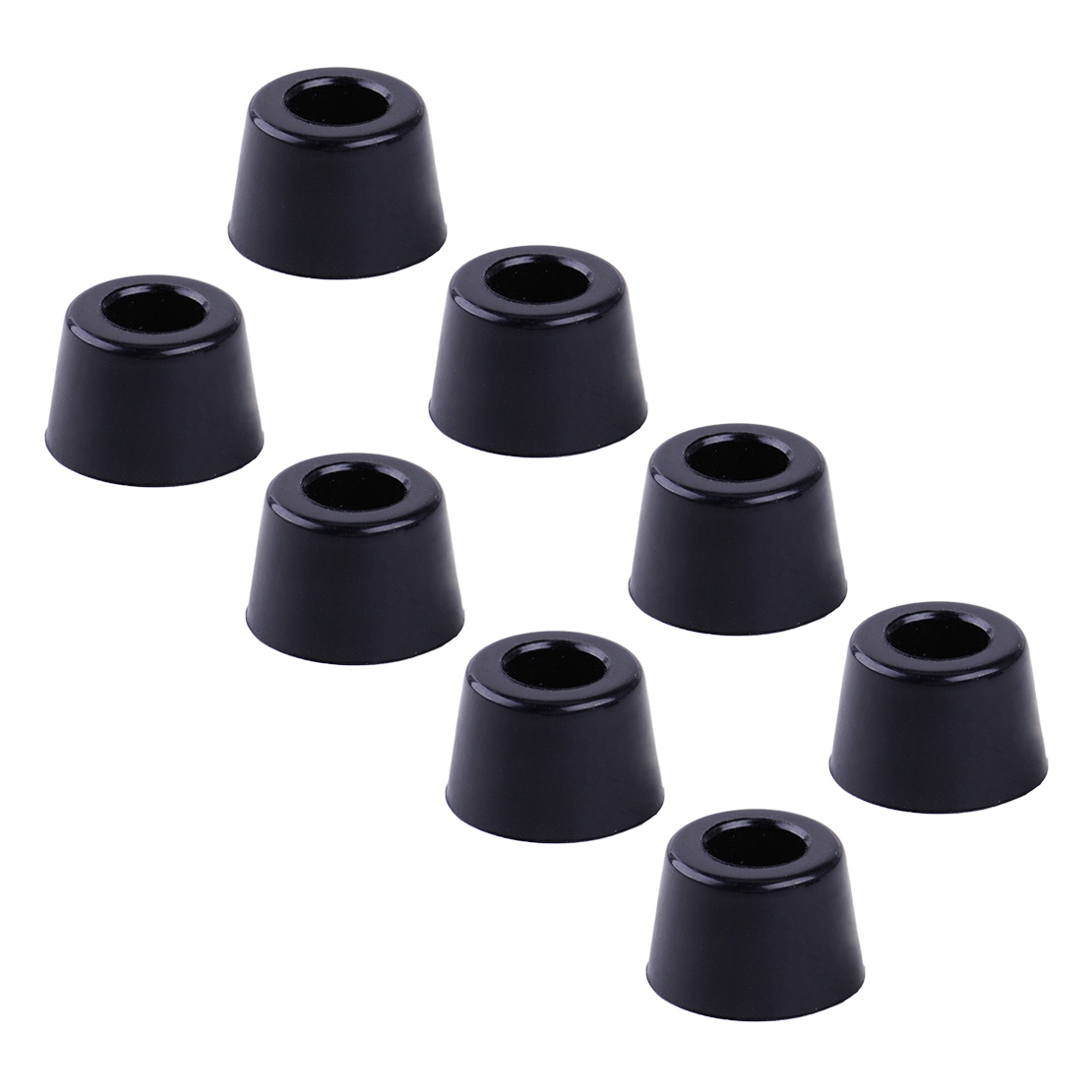 8pcs <font><b>Speaker</b></font> Cabinet Furniture Chair Table Box Conical Rubber Foot Pad Stand Shock Absorber <font><b>14</b></font>*11*9mm Skid Resistance image