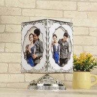 The Music Box Rotating Frame Post Studio Wedding Photo 5 Inch Wholesale Children S Creative Personality