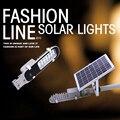 Высокое Качество 12 Светодиодов 10 Вт Интегрированный Солнечный Уличный Свет Открытый IP65 Водонепроницаемый Солнечной Лампы Light Control СВЕТОДИОДНЫЕ Наружного Освещения