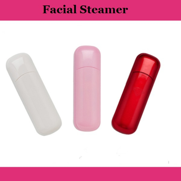 Mobile Phone Style Electric Handy Mist Facial Steamer best selling skin moisturizing – battery operated