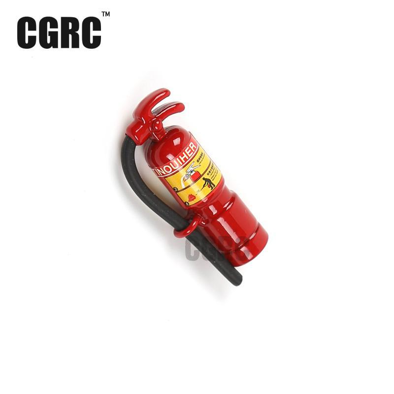 RC Rock Crawler 1:10 Accessories Fire extinguisher for Axial Wraith SCX10 90046 TAMIYA CC01 RC4WD D90 D110 TRAXXAS trx-4 trx4