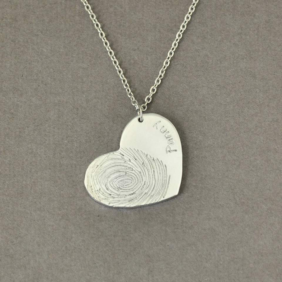 Necklace Heart Pendant Gift