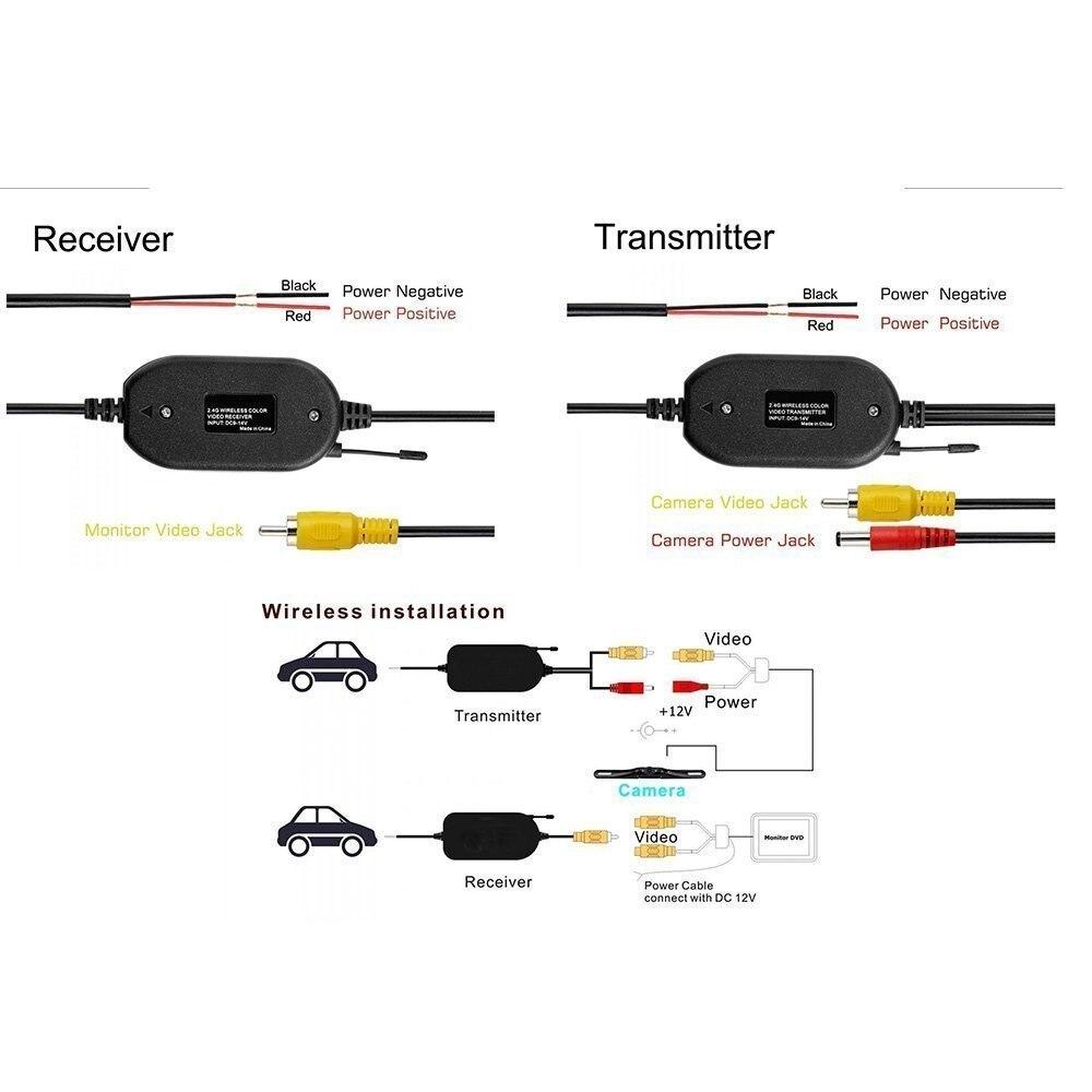 Wireless Car Rear Camera For Hyundai I20 2009 2014 Diy Easy Ix20 Wiring Diagram Installation Hd Backup Reverse License Plate Lamp Oem On Alibaba