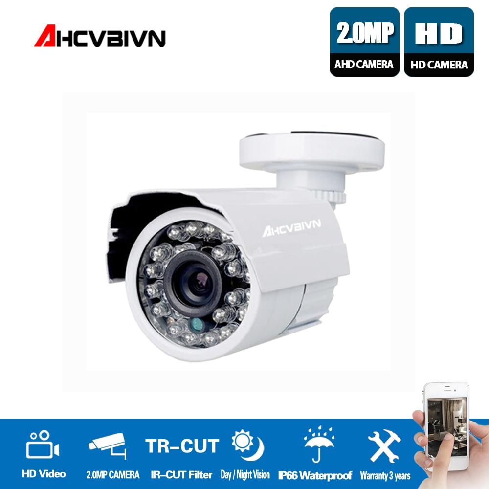 30 IR USA 3.6mm New HD TVI 1080P Bullet Security Camera 2MP SONY 2MP LENS
