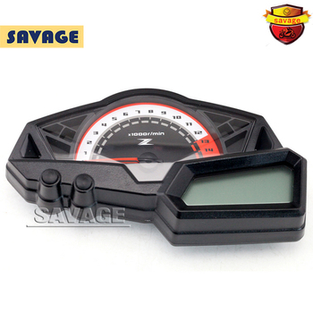 For KAWASAKI Z250 2013-2014 Motorcycle OEM Gauges Cluster Speedometer Speedo Tachometer Instrument