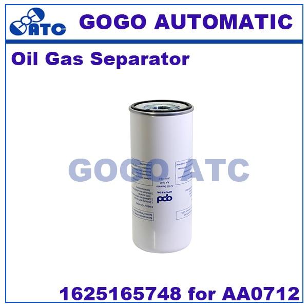 High quality Oil Gas Separator 1625165748 for AA0712 Screw air compressor oil core air compressor