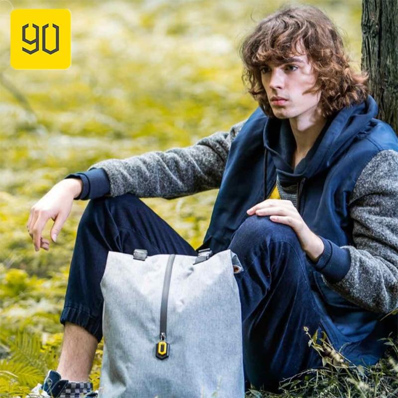 90 Leisure Daypack Water Resistant Backpack 5