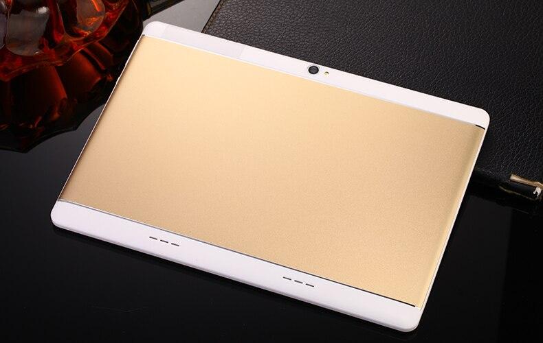 2018 Mais Novo 10 polegada Tablet PC Android 6 0 4 GB de RAM 32 GB ROM Octa  Núcleo de 8 Núcleos de Câmeras Duplas 5 0MP 1280 * 800 IPS Telefone