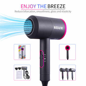 Professional 2000W Strong Power Hair Dryer for Hairdressing Barber Salon Tools Blower Dryer Low Hairdryer Hair Dryer Fan - DISCOUNT ITEM  29% OFF All Category