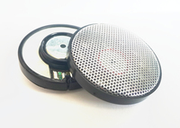 50mm speaker unit 50mm headphone unit headset speaker with cover 2pcs|speaker wifi|speaker jackspeaker wire to rca connector -