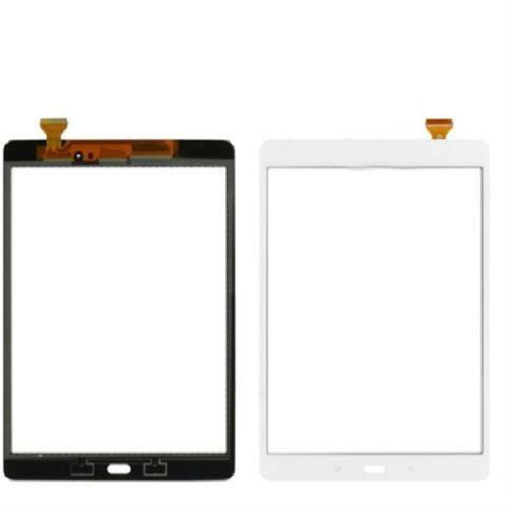 T550 Touch Panel For Samsung Galaxy Tab A 9.7 T550 T551 T555 Touch Screen Digitizer Glass Panel With Tracking free shipping