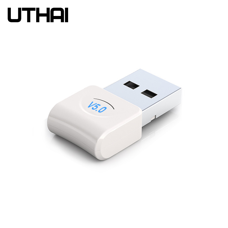 UTHAI T04  USB Bluetooth5.0 Adapter For Computer PC PS4 Mouse Audio Bluetooth Receiving Wireless Audio Transmitter