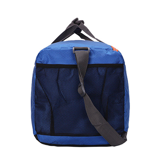 Large Capacity Training Gym Bag Outdoor Waterproof Nylon Sports Luggage Duffels Bag Multifunction Shoulder Handbag for Men Women 3