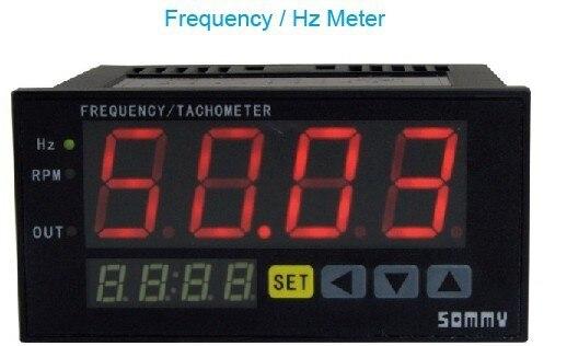 Ac Frequency Meter : Aliexpress buy digital ac frequency meter free