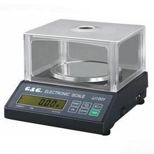 JJ series1000g 0,01 г Цифровой точности Электронные весы, аналитические, точные весы для лаборатории преподавания