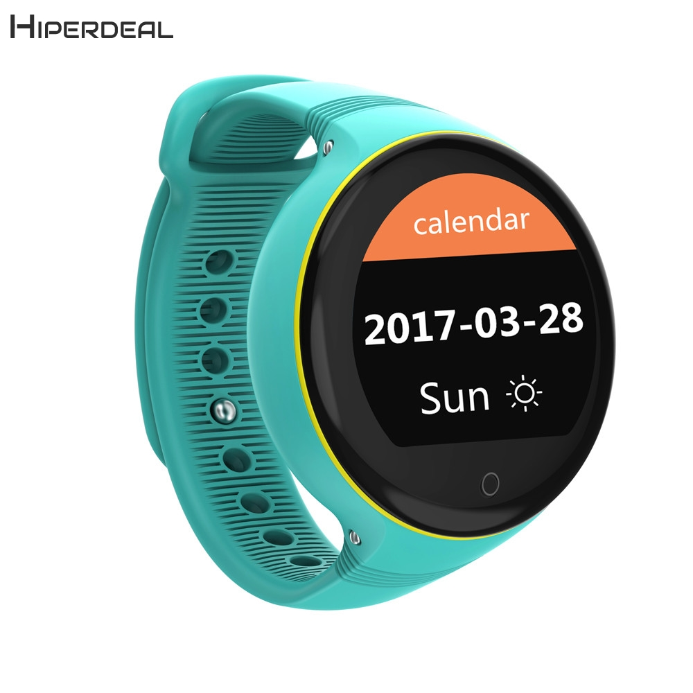 Smart Health Baby Watch GPS Tracker For kids Safe SOS Call Anti Lost Reminder For Android phone For IOS 2017 Child Clock AU21a