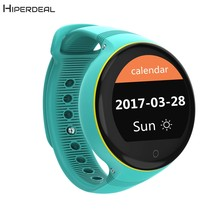 Smart Health Baby Watch GPS Tracker For kids Safe SOS Call Anti Lost Reminder For Android phone For IOS 2017 Child Clock AU21a(China)