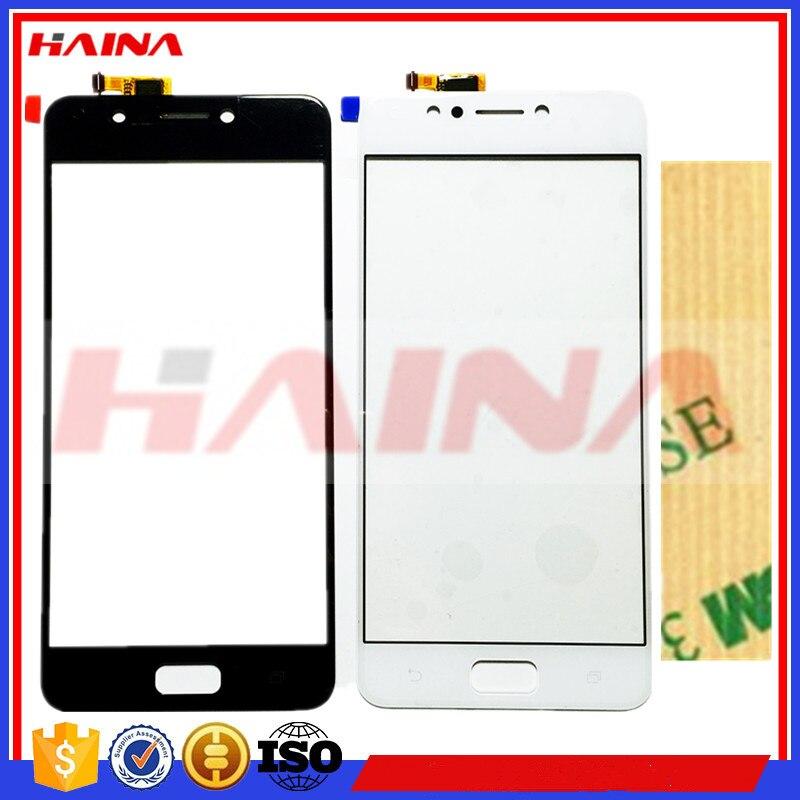 5.5 pouces mobile téléphone écran tactile Pour Asus Zenfone 4 Max ZC520KL X00HD écran Tactile numériseur Noir/blanc livraison gratuite