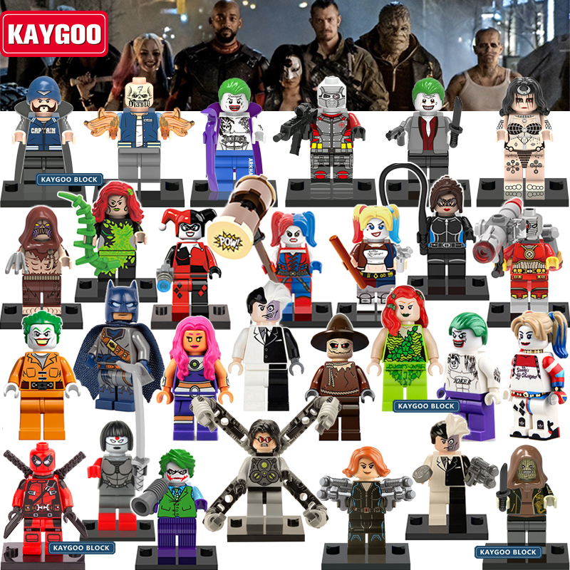 Kaygoo New Single Sale Marvel DC Super Heroes Batman Building Blocks Model Kids Toys Gifts single sale pirate suit batman bruce wayne classic tv batcave super heroes minifigures model building blocks kids toys gifts