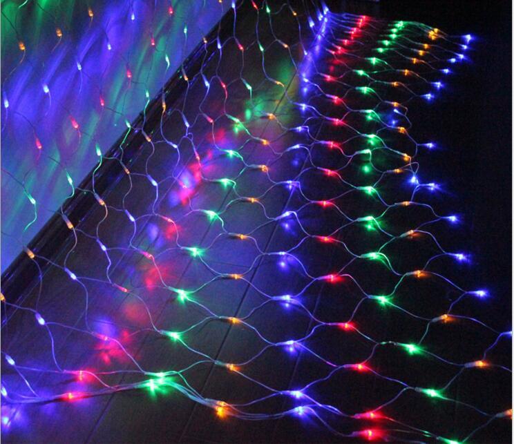 Netto Weihnachtsbeleuchtung.2 Mt Led 8 Anzeigemodi 220 V Nettolichterkette Weihnachtsbeleuchtung Neujahr Licht Trauung Freies Verschiffen In 2 Mt Led 8 Anzeigemodi 220 V
