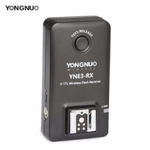 YONGNUO YN-E3-RX E-TTL Беспроводной пульт дистанционного вспышки приемник триггера для YN568EX II YN565EX II YN600EX-RT II YN-E3-RT для Canon