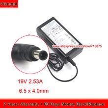 Fast Shipping 19V 2.53A A4819_FDY A4819FDY Soundbar Power Supply For Samsung TV Monitor HW-M360 HW-K430 UA32J4088AJXXZ