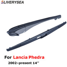 professional wiper blades rear wiper arm and blade 14''  for FOR  Lancia Phedra RLC19-1A цены онлайн