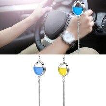 Автомобильный парфюм, зеркало для салона автомобиля, подвесной автомобильный увлажнитель воздуха, автомобильный Ароматерапевтический увлажнитель воздуха, портативный автомобильный парфюм на выходе