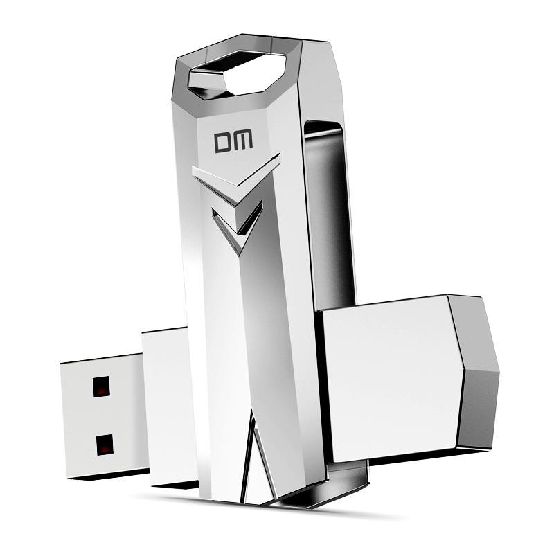 DM PD096 USB Flash Drive  32GB Metal Waterproof pendrive 64GB Pen Drive usb stick 3.0 High speed write from 10mb/s 60mb/s|USB Flash Drives|   - title=