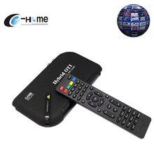 Envío 1 Año CCCAM Alta Android TV Receptor de Satélite Digital de Apoyo Llave Biss Cccam Newcam Youtube USB 1080 p DVB S2 decodificador